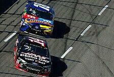 NASCAR Martinsville: Clint Bowyer beendet lange Durststrecke