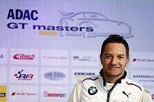 Timo Scheider vor Debüt im ADAC GT Masters im Interview