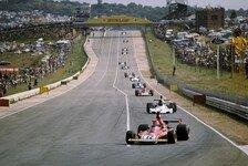 Formel 1 heute vor 46 Jahren: Lauda zum ersten Mal auf Pole