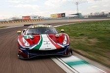 Das ist der neue Ferrari 488 GTE für die WEC-Saison