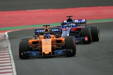 Formel 1, McLaren vs. Toro Rosso: 2018 doch kein Honda-Wunder?