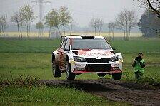 ADMV Rallye Erzgebirge: Vorentscheidender DRM-Schlagabtausch