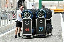 Formel 1 2018: Bahrain GP - Donnerstag