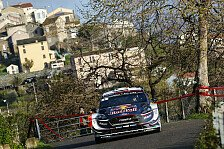 WRC Frankreich - Ogier ungefährdet vorn, Loeb rauft sich auf