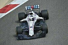F1, Williams in Bahrain Letzter: Uns fehlt ein Felipe Massa