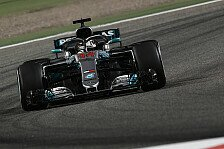 F1-Trainingsanalyse Bahrain: Mercedes langsamstes Top-Team?