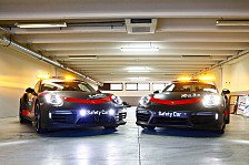 WEC: Porsche 911 Turbo wird neues Safety Car