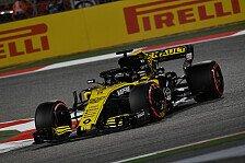 Formel 1, Hülkenberg ärgert sich: Toro Rosso klar vor Renault