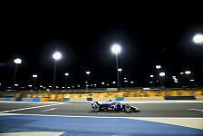 Formel 2: Saison endet mit Doubleheader in Bahrain