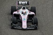 Formel 2 2018: Günther mit starkem Saisonstart in Bahrain