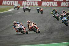 MotoGP Argentinien - Analyse: Marquez' Pace eine ernste Drohung