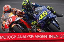 MotoGP - Video: MotoGP Argentinien: Das Chaos-Rennen in der Analyse