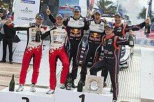 WRC Rallye Frankreich-Korsika 2018: Alle Fotos vom 4. WM-Rennen