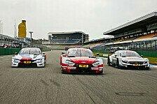 DTM-Test Hockenheim: BMW vorn - Wehrlein trägt jetzt Bart