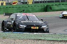 DTM-Test Hockenheim: Wieder Bestzeit für BMW, Wehrlein Dritter