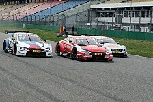 DTM-Test Hockenheim: Gary Paffett vor BMW-Rookie Eriksson