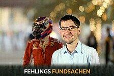 Formel 1 - Fehlings Fundsachen: Run Bernie, run! Bahrain kurios