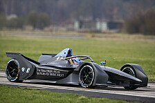 Formel E 2018: BMW gibt Fahrer Mitte September bekannt