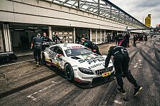 DTM 2018: Mercedes emotional vor letztem Hockenheim-Auftakt