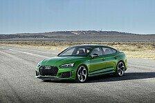 Audi will mit neuem RS 5 Sportback neue Märkte erobern