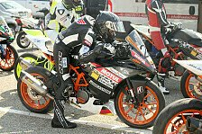 Starke Partner im ADAC Junior Cup powered by KTM