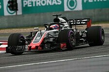 Formel 1, Ultrasoft-Sorgen: Haas hat in China Angst vor dem Q3