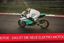 MotoE - Video: MotoE - Details zur neuen Elektro-MotoGP
