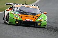 ADAC GT Masters in Oschersleben - Bortolotti Schnellster in FP1