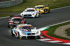 Erstes Kräftemessen für Dennis Marschall und BMW Team Schnitzer