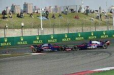 Formel 1, China-Gamechanger Toro-Rosso-Unfall: Missverständnis
