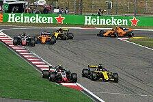 Formel 1 China, Hülkenberg: Glück mit Safety Car? Hilfe unnötig