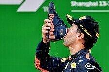 DHL Fastest Lap Award: Ricciardo triumphiert in China