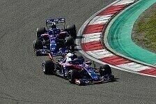 Formel 1, Toro Rosso 2019: Formel-E-Pilot im Auto neben Kvyat?