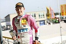 Starkes Debüt für Niklas Krütten in der ADAC Formel 4