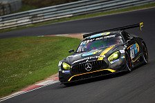 24h Nürburgring: Black Falcon gewinnt Qualifikationsrennen
