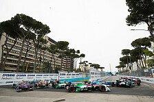 Formel E Rom 2018: Die besten Fotos vom Rom ePrix