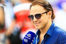 Massa in Zürich: Formel E viel unvorhersehbarer als Formel 1