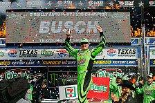 NASCAR: Fotos Rennen 7 - Texas Motor Speedway
