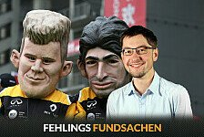 Formel 1 - Bilderserie: China GP - Formel 1, Fehlings Fundsachen: Shoey vor Hoodie! China kurios