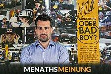Formel-1-Kommentar: Crash-Verstappen wie einst Vettel