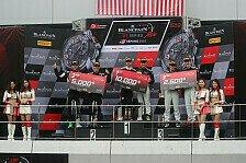 Sieg für Patric Niederhauser in der Blancpain GT Series Asia