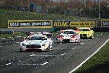 Sebastian Asch Vierter beim ADAC GT Masters-Saisonauftakt
