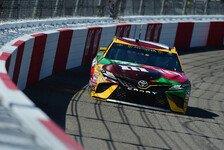 NASCAR Richmond: Kyle Busch gewinnt Nachtrennen in der Overtime