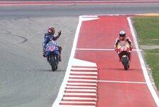 Meinung - Mehr Strafen in der MotoGP? Ja bitte!
