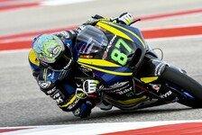 Moto2: Gardner verletzt, Hector Garzo als Ersatz in Jerez