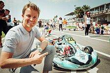 Formel 1, Nico Rosberg startet eigene 'Young Drivers Academy'
