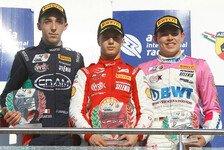 Formel 4 Italien: Podium für Niklas Krütten zum Auftakt