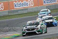 ADAC TCR Germany - Proczyk als Spitzenreiter nach Most
