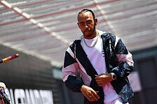 Formel 1 Top-10: Lewis Hamiltons krasseste Outfits