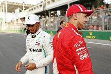 Formel 1, Qualifying-Änderung? Vettel und Hamilton uneinig